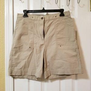 Christopher & Banks Shorts - Christopher & Banks Ladies Stretch Shorts